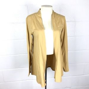 Columbia open front cardigan size XS